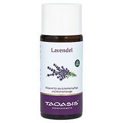 Taoasis Lavendel Massage Öl 50 Milliliter