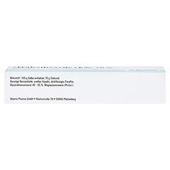 Zinkoxidsalbe LAW 50 Gramm N2 - Oberseite
