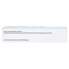Zinkoxidsalbe LAW 100 Gramm N3 - Oberseite