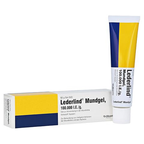 Lederlind Mundgel 50 Gramm N2