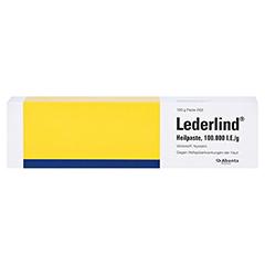 Lederlind Heilpaste 100 Gramm N3 - Vorderseite