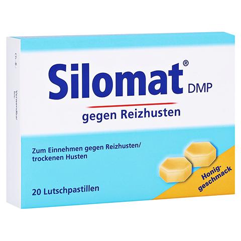 Silomat DMP Lutschpastillen gegen Reizhusten 20 Stück N2