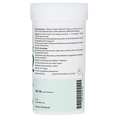 BIOCHEMIE Pflüger 12 Calcium sulfuricum D 6 Tabl. 400 Stück N3 - Linke Seite
