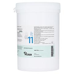 BIOCHEMIE Pflüger 11 Silicea D 12 Tabletten 4000 Stück