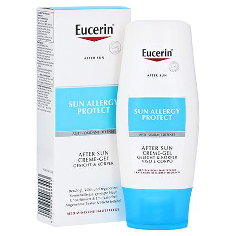 Eucerin Sun Allergy Protect After Sun Creme-Gel 150 Milliliter