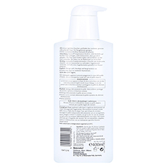 EUCERIN AtopiControl Dusch- und Badeöl + gratis Eucerin AtopiControl PROBIERSET 400 Milliliter - Rückseite