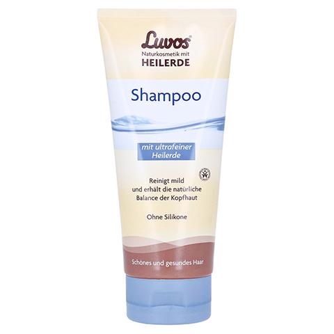 Luvos Naturkosmetik mit Heilerde Haarshampoo 200 Milliliter