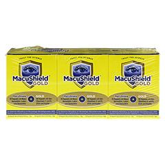 MACUSHIELD GOLD 90+180 Kapseln 270 Stück - Vorderseite