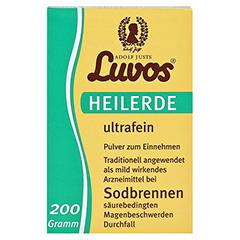 LUVOS Heilerde ultrafein 200 Gramm - Vorderseite