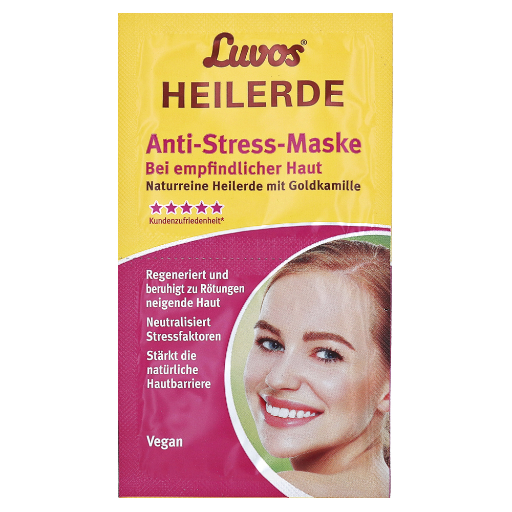 luvos heilerde creme maske mit goldkamille 2x7 5 milliliter online bestellen medpex. Black Bedroom Furniture Sets. Home Design Ideas