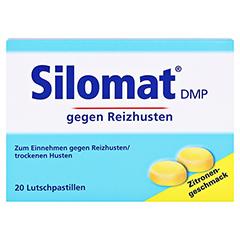 Silomat DMP 10,5mg/Lutschpastille 20 Stück N2 - Vorderseite
