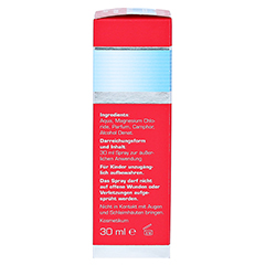 DOLORGIET aktiv Magnesium Spray 30 Milliliter - Rechte Seite