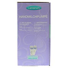 LANSINOH Handmilchpumpe Weithals 1 Stück - Rechte Seite