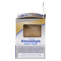 KINESIOLOGIE Sport Tape 5 cmx5 m beige 1 Stück - Rechte Seite