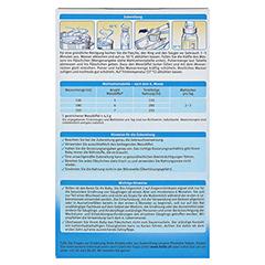 HOLLE Bio Folgemilch 2 auf Ziegenmilchbasis Pulver 400 Gramm - Rückseite
