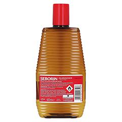 SEBORIN Haarwasser Anti Schuppen 400 Milliliter - Rückseite