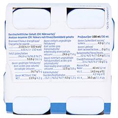 FRESUBIN 5 kcal SHOT Neutral Lösung 4x120 Milliliter - Unterseite