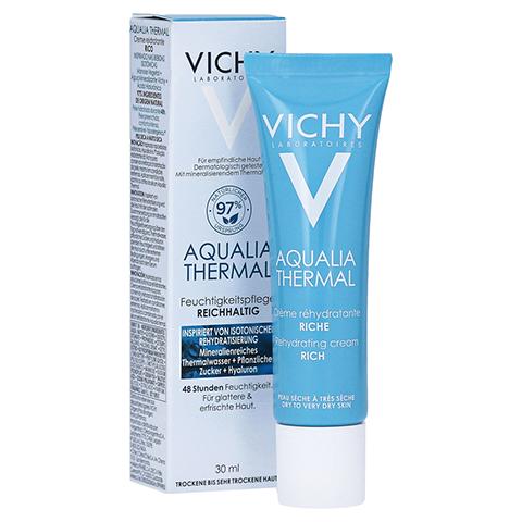 Vichy Aqualia Thermal Feuchtigkeitspflege reichhaltig 30 Milliliter