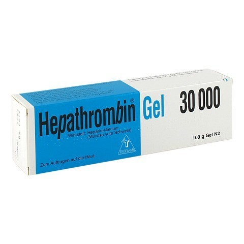 Hepathrombin 30000 100 Gramm N2