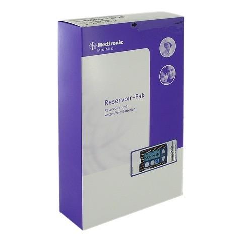 RESERVOIR Pak 3 ml inkl.Batterien 20 Stück