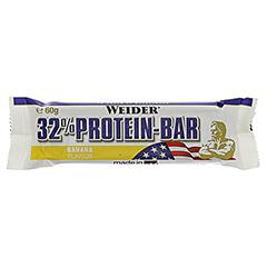 PROTEIN RIEGEL Bar 32% Banane 60 Gramm