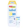 LADIVAL allergische Haut Gel LSF 30 + gratis Ladival mattierendes Fluid LSF 30 (5 ml) 250 Milliliter
