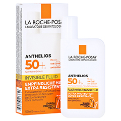 La Roche-Posay Anthelios Invisible Fluid LSF 50+ 50 Milliliter