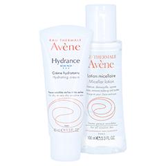 Avène Hydrance Reichhaltige Feuchtigkeitscreme + gratis AVENE Mizellen Reinigungslotion 100 ml 40 Milliliter