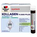 Doppelherz system Kollagen 11.000 Plus Gesundheit + Beweglichkeit 30x25 Milliliter