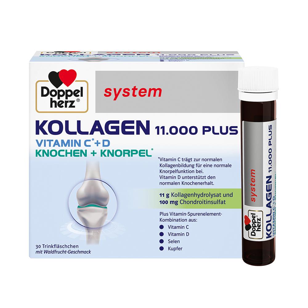 doppelherz-kollagen-11000-plus-system-amp-30x25-milliliter, 32.90 EUR @ medpex-de