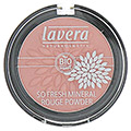 LAVERA So fresh Min.Rouge Powder 01 charming rose 5 Gramm