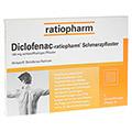 Diclofenac-ratiopharm Schmerzpflaster 140mg 5 Stück N1