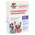 DOPPELHERZ Cranberry+Granatapfel system Kapseln 30 Stück