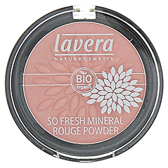 LAVERA So Fresh Mineral Rouge Powder 01 charm.rose 5 Gramm