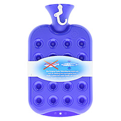 FASHY Kissen-Wärmflasche königsblau 1 Stück