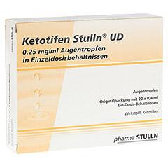 Ketotifen Stulln UD 0,25mg/ml Augentropfen 20x0.4 Milliliter N2