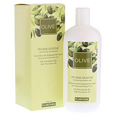 PLANTANA Olive Butter Pflege Duschbad 500 Milliliter