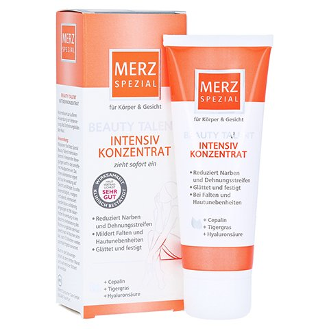 MERZ Spezial Beauty Talent Intensivkonzentrat 75 Milliliter