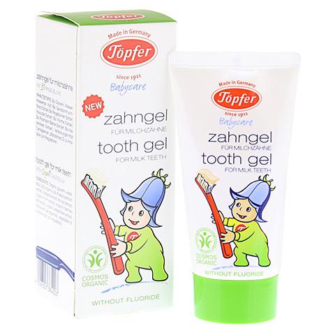 TÖPFER Babycare Zahngel 50 Milliliter