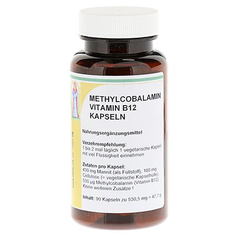 METHYLCOBALAMIN Vitamin B12 Kapseln 90 Stück