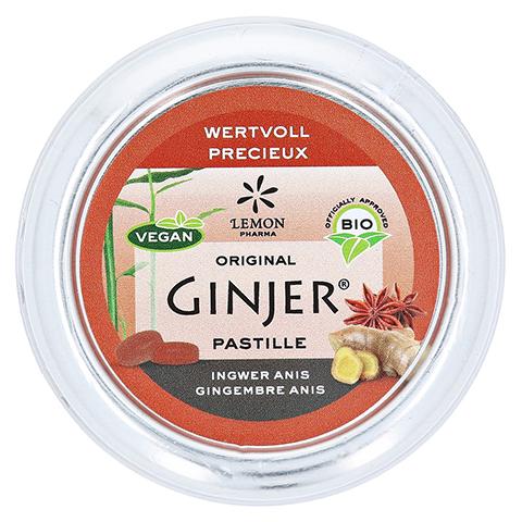 INGWER GINJER Anis Pastille Bio 40 Gramm