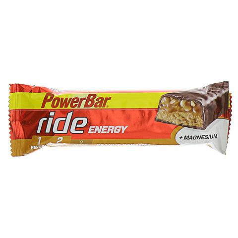 POWERBAR Ride Peanut-Caramel 55 Gramm