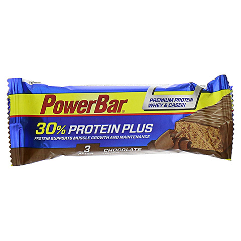 POWERBAR Protein Plus 30% Chocolate 55 Gramm