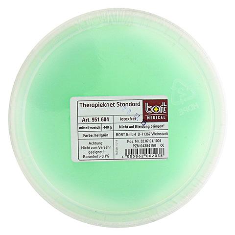 BORT Therapie Knet mittel weich hellgrün 440 Gramm