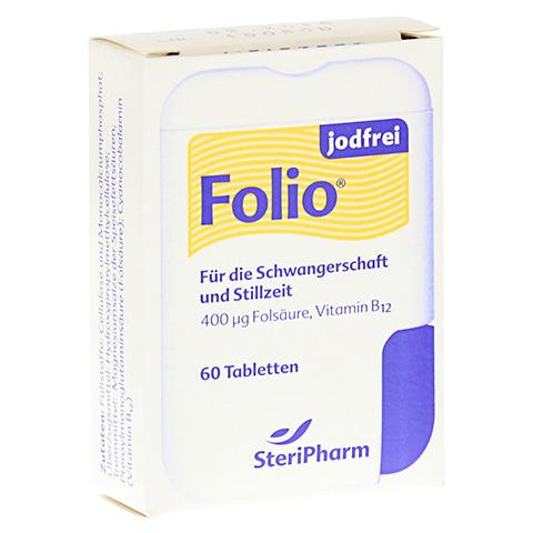 Folio jodfrei Tabletten 60 Stück