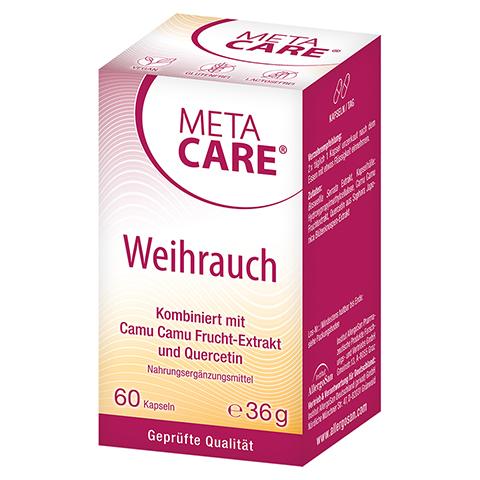 META CARE Weihrauch Kapseln 60 Stück