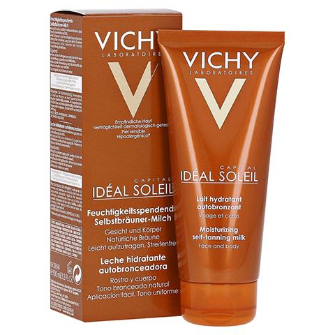 Vichy Ideal Soleil Selbstbräuner-Milch 100 Milliliter