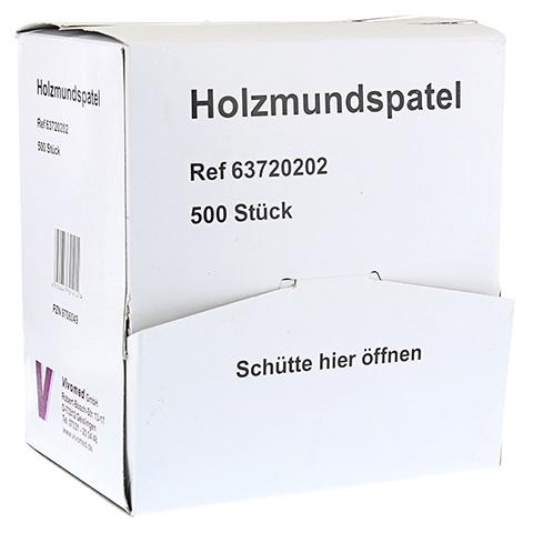 HOLZMUNDSPATEL Eco-Pack 500 Stück