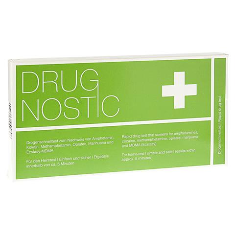 DRUGNOSTIC Drogennachweistest 2 Stück