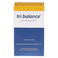 TRI.BALANCE Basentabletten 250 Stück - Vorderseite